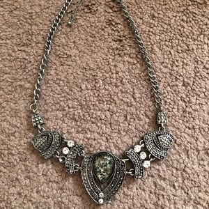 Necklace from Buckle